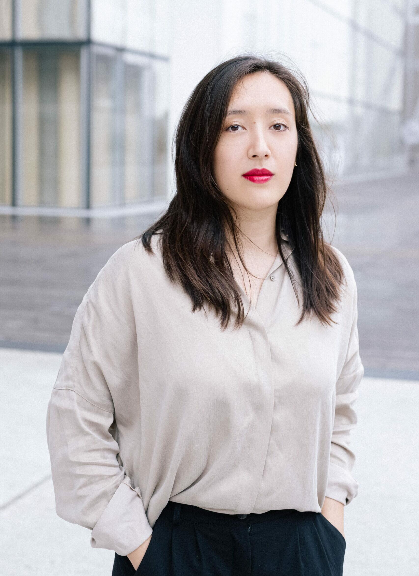 Interprète de conférence à Paris - français anglais - Ina Kang